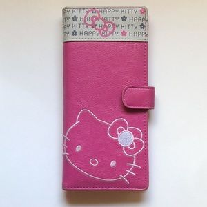Other - 🌹 2 for $10 | Happy Kitty Pink Wallet